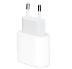 Сетевое зарядное устройство Apple USB-C 20 Вт - White - фото 5138