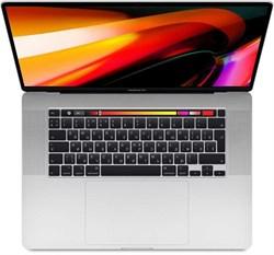 Ноутбук APPLE MacBook Pro 16 IPS, Intel Core i7 9750H 2.6ГГц, 16ГБ, 512ГБ SSD, Radeon Pro 5300M - 4096 Мб, macOS, MVVL2LL/A, серебристый - фото 5410