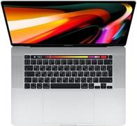 Ноутбук Apple MacBook Pro 16 2019 3072x1920 IPS, Core i7 9750H 2.6 ГГц, 16Гб, 1024Гб SSD, Radeon Pro 5300M 4Гб, MacOS, Z0Y1000Z6, серебро