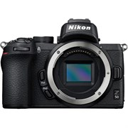 Фотоаппарат Nikon Z50 Body без адаптера