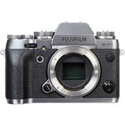 Фотоаппарат Fujifilm X-T1 Body graphite silver edition