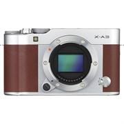 Фотоаппарат со сменной оптикой Fujifilm X-A3 Body Brown