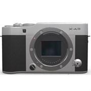 Фотоаппарат со сменной оптикой Fujifilm X-A3 Body Silver