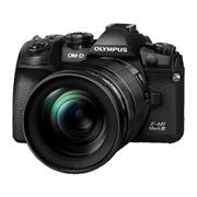 Цифровая фотокамера Olympus OM-D E-M1 mark III Kit (EZ-M12100) Black