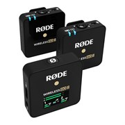 Радиосистема Rode Wireless GO II EUR