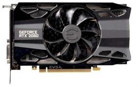 Видеокарта EVGA EUR, GeForce RTX 2060 XC Gaming 6Gb (06G-P4-2063-KR)