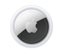 Трекер Apple AirTag белый/серебристый - 1 шт.