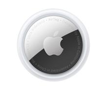 Трекер Apple AirTag белый/серебристый - 4 шт.