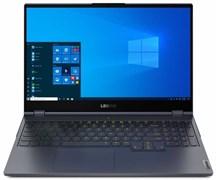 "Ноутбук LENOVO Legion 7 15IMH05, 15.6"", IPS, Intel Core i7 10750H 2.6ГГц, 16ГБ, 1024ГБ SSD, NVIDIA GeForce RTX 2070 SuperMQ - 8192 Мб, Windows 10, серый [7 15IMH05 81YT0019RU]"