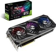 Видеокарта Asus GeForce RTX 3090 ROG STRIX OC (ROG-STRIX-RTX3090-O24G-GAMING)
