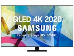 Телевизор Samsung QE55Q80TAURU